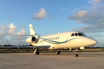 Falcon 2000 Jet Aircraft