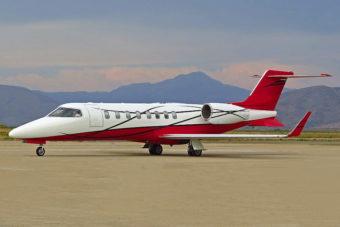 Learjet 45XR Jet Aircraft