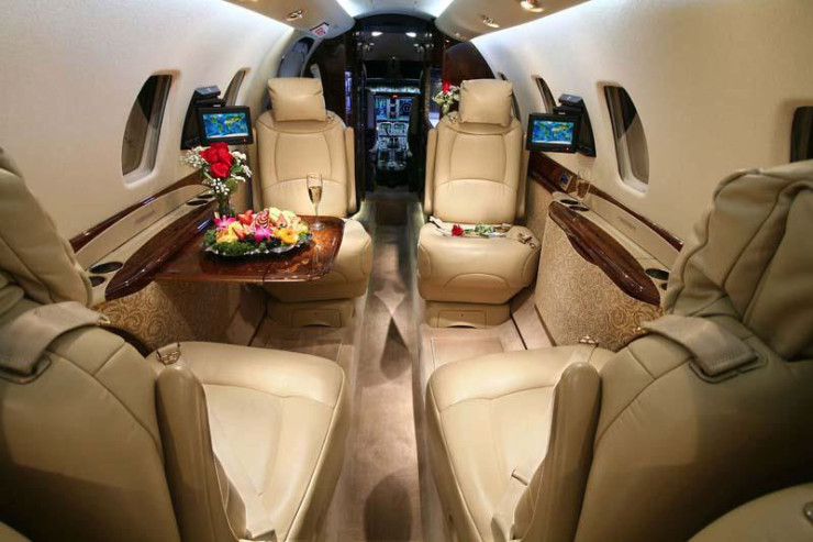 Cessna Citation Sovereign Aviation Advisor Inc