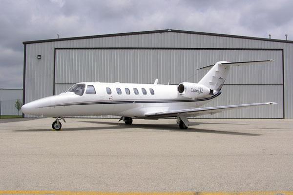 Cessna Citation CJ2 Aircraft Exterior
