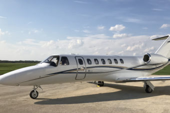 Cessna Citation CJ3 Jet Aircraft