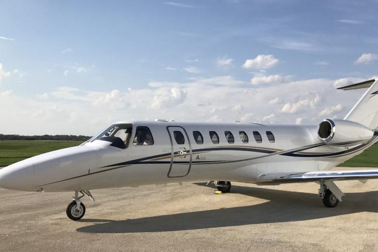 Cessna Citation CJ3 Jet Aircraft