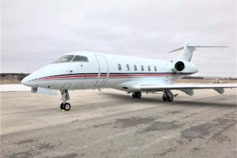 Challenger 300 Charter Aircraft Exterior