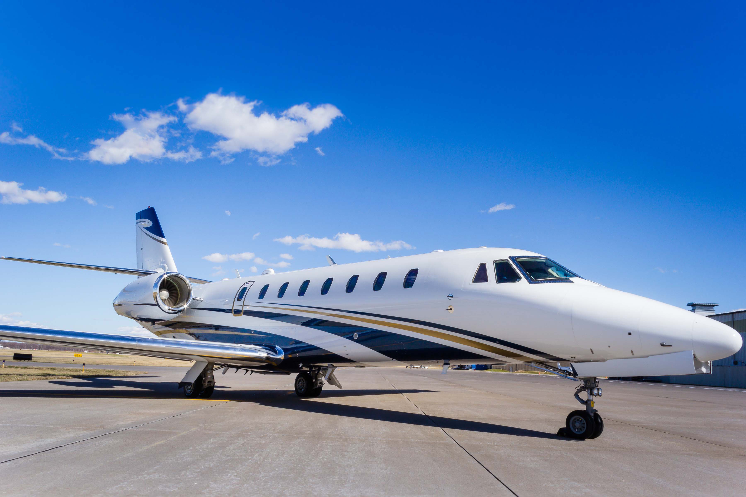 Citation Sovereign Jet Aircraft
