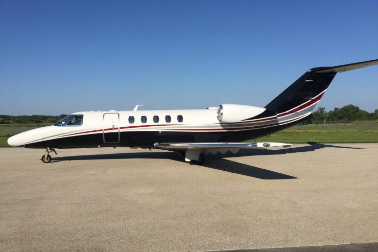 Cessna Citation CJ4 Charter Aircraft