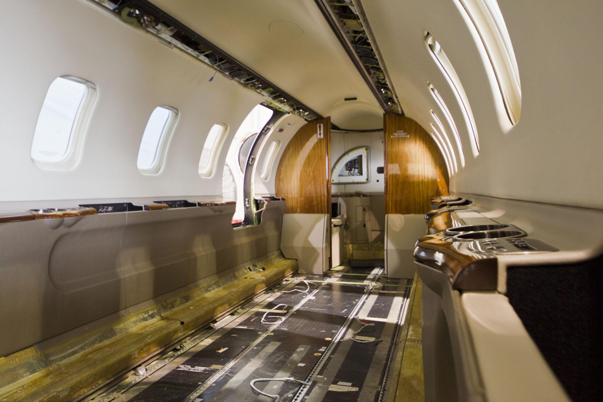 Aircraft interior design inc home design for Aircraft interior designs