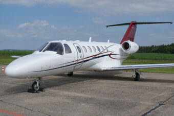 Cessna Citation CJ3 Charter Aircraft