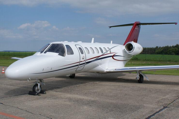 Cessna Citation CJ3 Charter Aircraft
