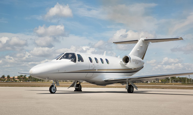 Aviation Advisor, Inc. New Charter Aircraft - Citation CJ1+