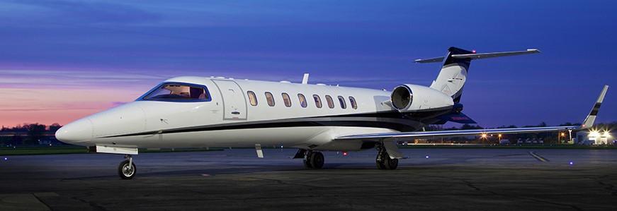 Lear 45XR Jet Aircraft